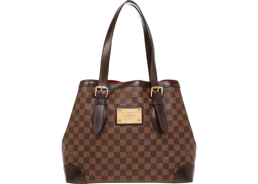Louis Vuitton Hampstead Damier Ebene MM Brown