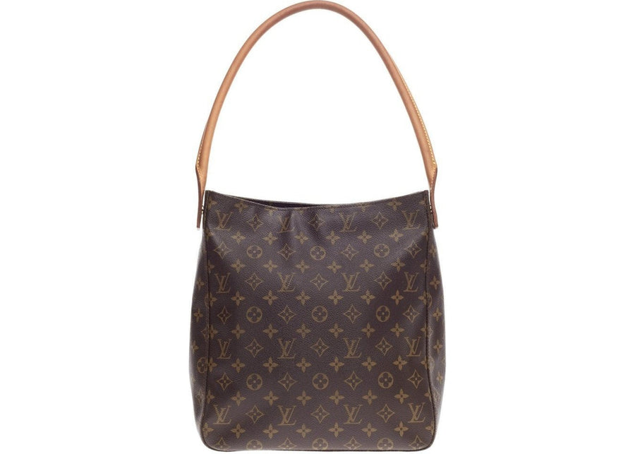 Louis Vuitton Looping Monogram GM Brown
