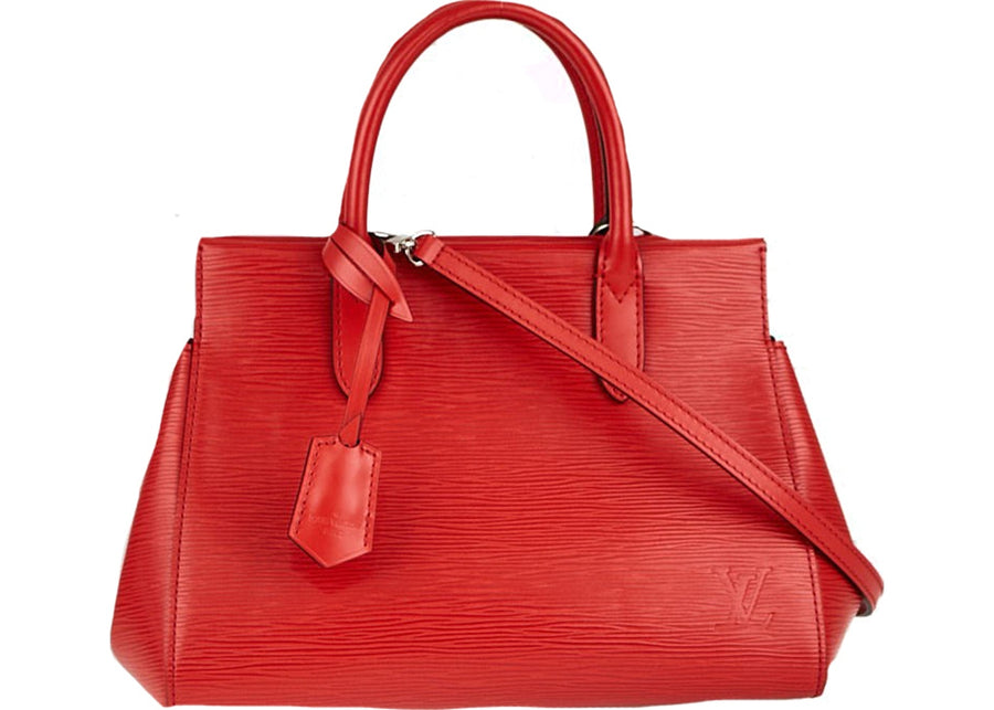 Louis Vuitton Marly Epi BB Coquelicot