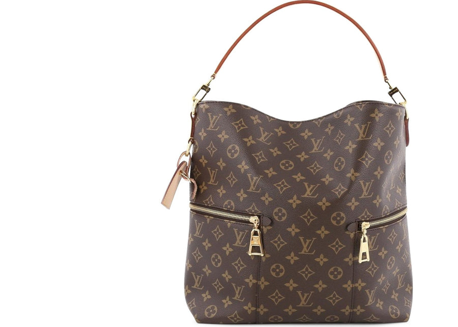 Louis Vuitton Melie Monogram Brown