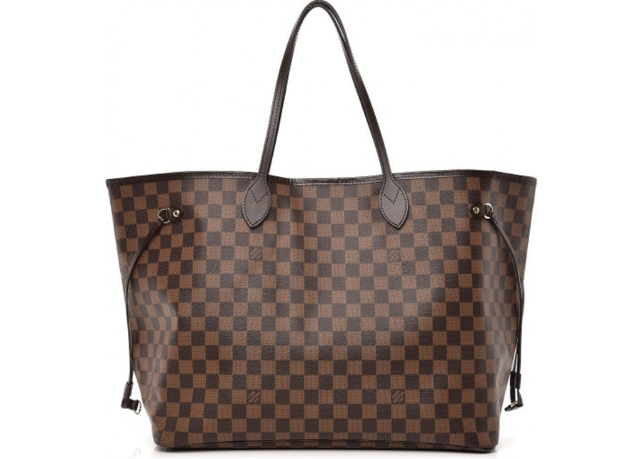 Louis Vuitton Neo Neverfull Damier Ebene GM Brown