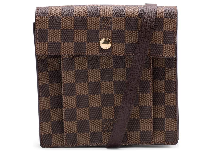 Louis Vuitton Pimlico Damier Ebene Brown