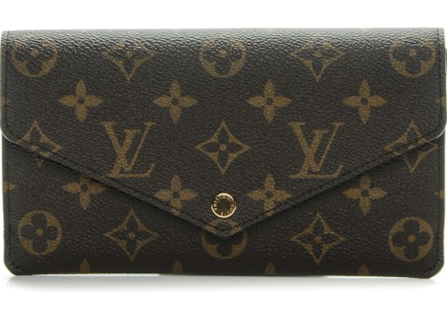 Louis Vuitton Wallet Jeanne Monogram