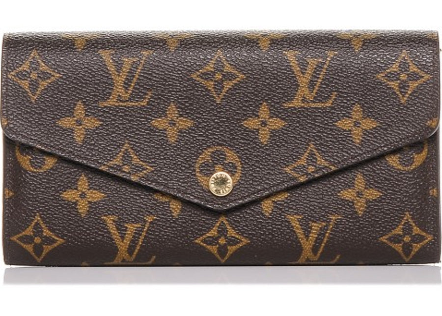 Louis Vuitton Wallet Sarah Monogram NM