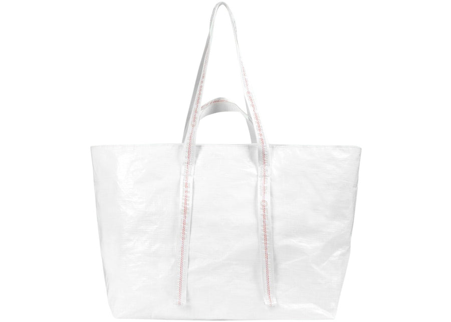 OFF-WHITE Arrows Tote Bag White Black