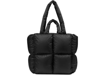 OFF-WHITE Puffy Bag Nylon Small Anthracite