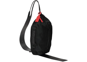 OFF-WHITE Technical Backpack Red Tag Black