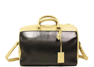 Saint Laurent 12 Hour Duffle Bag Two-tone