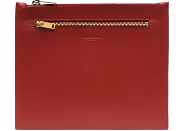 Saint Laurent Classic Document Holder Lipstick Red