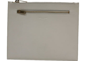 Saint Laurent Classic Document Holder Off-White