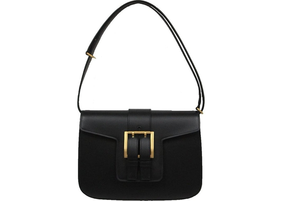 Saint Laurent Nico Satchel Black