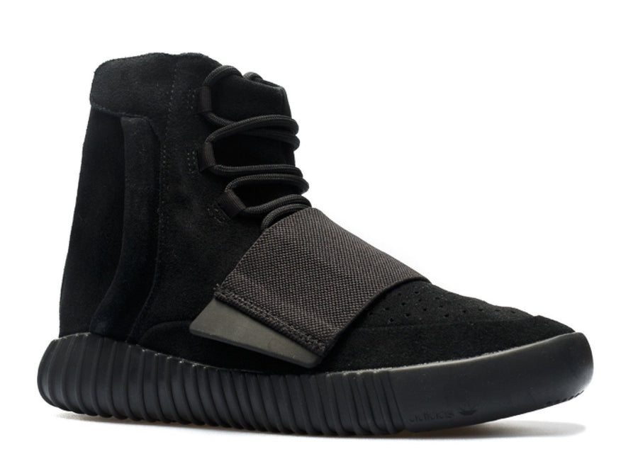 Authentic Yeezy Boost 750 Triple Black 2