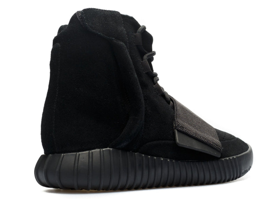 Authentic Yeezy Boost 750 Triple Black 3