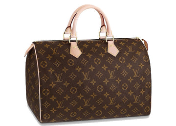 Louis Vuitton Speedy Monogram 35 Brown
