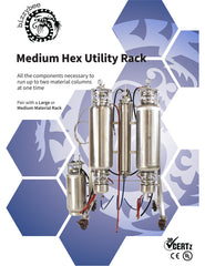 medium hexapod utility rack
