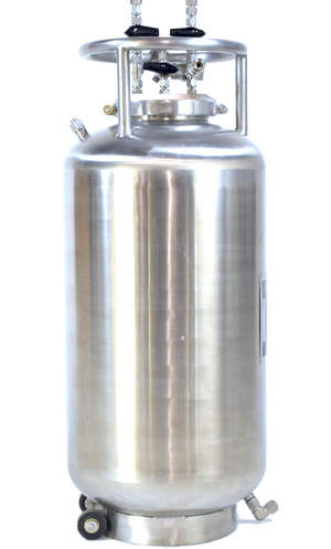 10 Gallon, 40L jacketed tank - bizzybee extraction