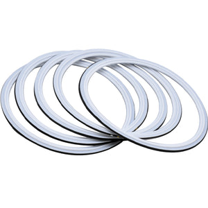PTFE Envelope Gasket - bizzybee extraction