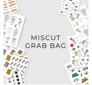 miscut grab bag