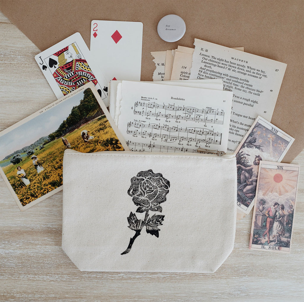 vintage ephemera kit