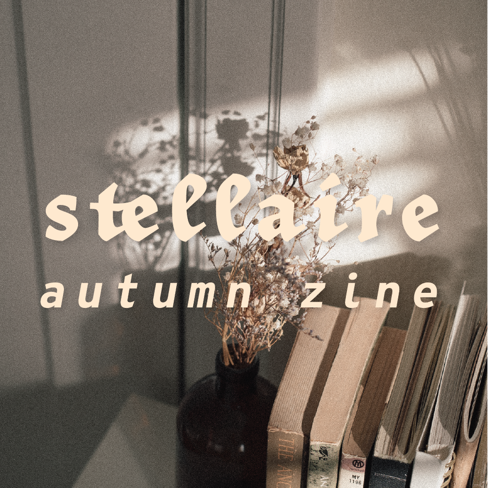 stellaire autumn zine