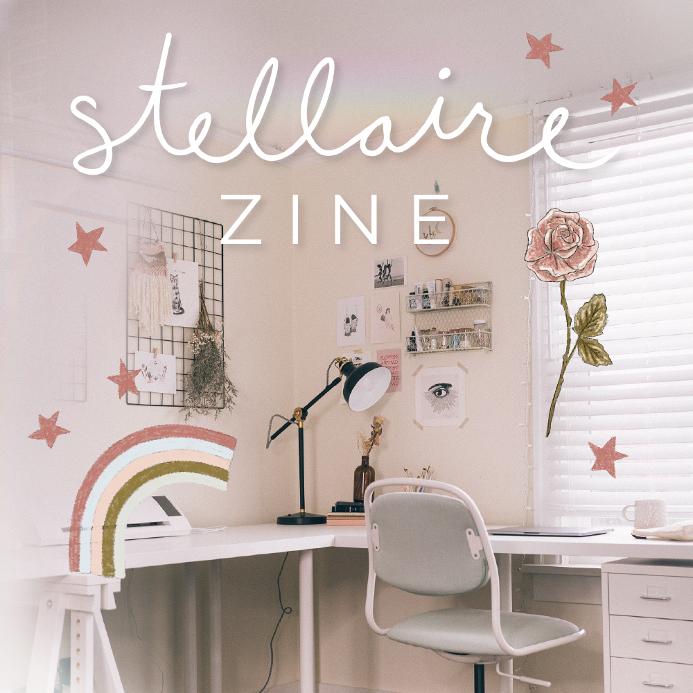 stellaire zine | april 2019