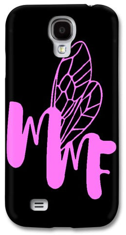 Match My Fly  -Black/Pink Phone Case