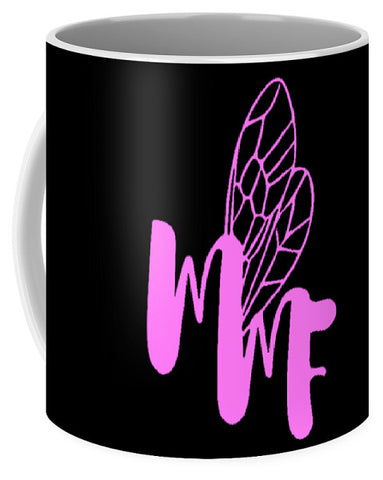 Match My Fly  -Black/Pink Mug