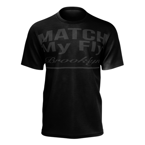 MMF Men Black/Grey Short Sleeve Shirts