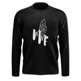 MMF Men Black/White Long Sleeve Shirts