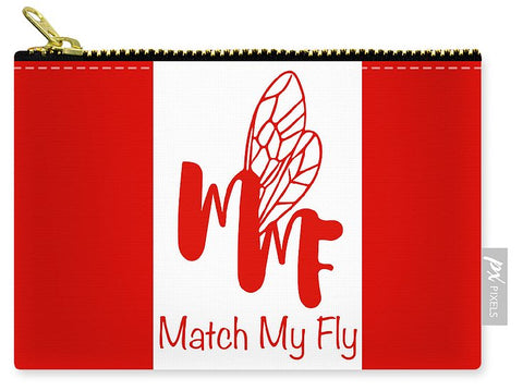 Match My Fly  - Carry-All Pouch