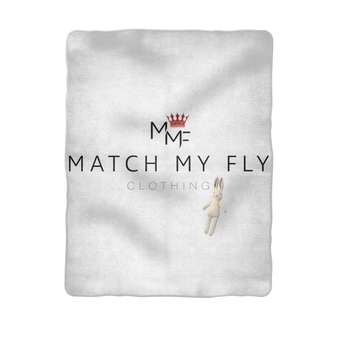 Match My Fly  Baby Blanket