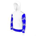 MMF Men Blue/White Hoodies