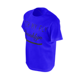 MMF Boys Blue/Black Short Sleeve Shirts