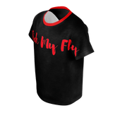 MMF Toddler Black/Red Short Sleeve Shirts