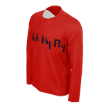 MMF Men Red/Black Long Sleeves