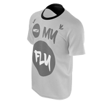 MMF Men Grey/Black Short Sleeve Shirts