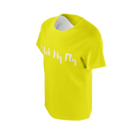 MMF Girl Yellow/White Short Sleeve Shirts