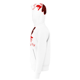 MMF Men White/Red/Black Hoodies
