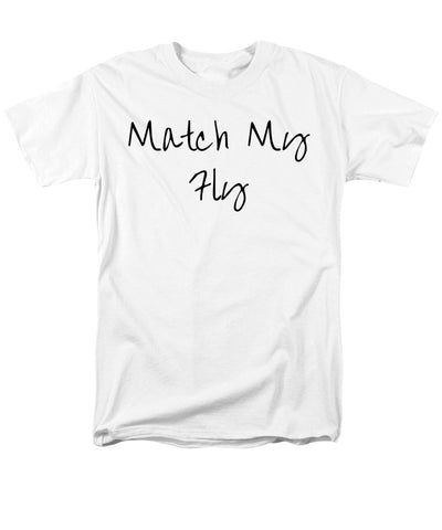 Match My Fly  - Men's Various Short Sleeve Shirts (Regular Fit)