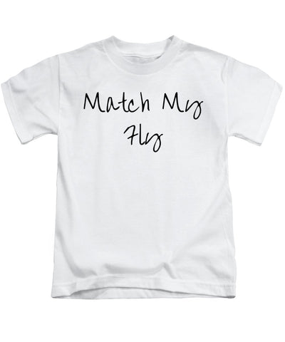 Match My Fly  Boys short sleeve Shirts (Various)