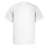 MMF Toddler Boys White/Grey  Short Sleeve Shirts