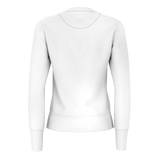 MMF Women White/Black Long Sleeve Shirts