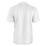 MMF Men White/Black Short Sleeve Shirts