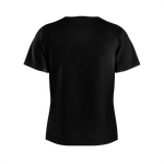 MMF Girls Black/Grey Short Sleeve Shirts