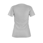 MMF Women Grey/Black Short Sleeve Shirts