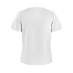 MMF Girl White Short Sleeve