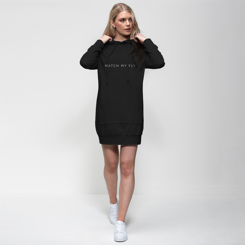 Match My Fly Women Hoodie Dresses