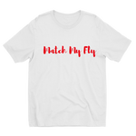 MMF White/Red GirlsT-Shirt