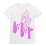 MMF White/Pink Women's T-Shirt