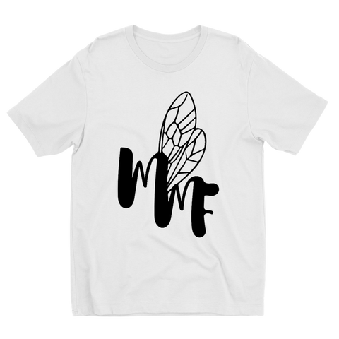 transparent mmf logo Sublimation Kids T-Shirt